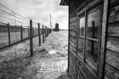 Majdanek concentration camp in Lublin, Poland — Stock Photo