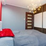 Modern master bedroom — Stock Photo #29810569