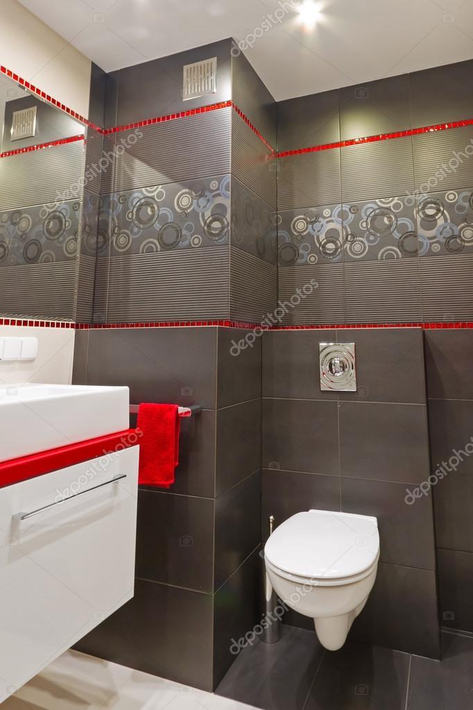 Interno del bagno moderno — Foto Stock © Patryk_Kosmider #29810595