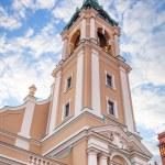 Church of Holy Spirit in Torun — Stock Photo