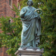 Monument of Nicolaus Copernicus in Torun — Stock Photo