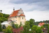 Architecture of Kazimierz Dolny — Stock Photo
