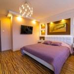 Modern master bedroom interior — Stock Photo #30953049