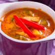 Thai Red Curry soup — Stock Photo #31763827