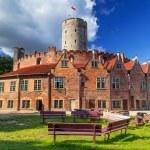 Wisloujscie fortress in Gdansk — Stock Photo