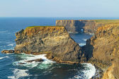 Cliffs of Kilkee in Ireland — Stock Photo