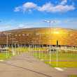 PGE Arena stadium in Gdansk, Poland — Stock Photo