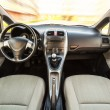 Modern car interior — Stock Photo #41007047