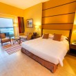 Luxury bedroom of Khalidiya Palace in Abu Dhabi — Stockfoto #44933791