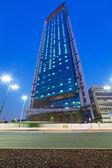 National Oil Company headquarters in Abu Dhabi — Stock Photo