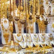 "Gold on the famous ""Golden souk"" in Dubai — Stock Photo #48928515"