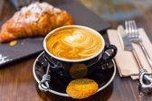 Coffee break time — Stock Photo