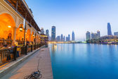 Luxurious Address Hotel in downtown of Dubai — Stockfoto