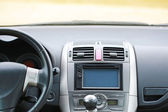 Car navigation device — Stock Photo