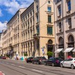 Постер, плакат: Streets of Munich Germany