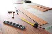 House renovation — Stock Photo