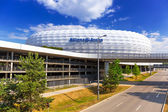 Allianz Arena stadium in Munich — Stock Photo