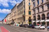 Streets of Munich, Germany — Zdjęcie stockowe