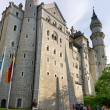 Neuschwanstein Castle in Hohenschwangau, Germany — Stock Photo #50459065