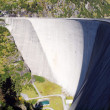 Dam Zillergründel in Mayrhofen — Stock Photo #13887902