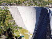 Dam Zillergründel in Mayrhofen — Photo