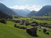 Posterior Zillertal — Stock Photo