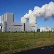 Lignite power plant — Stock Photo