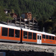 Stock Photo: Gornergrat Railway