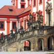 Troja castle in the Prague — Stock Photo