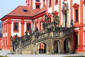 Troja castle in the Prague — Stock Photo