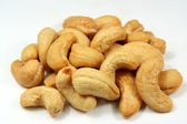Roasted cashew nuts — Stock Photo