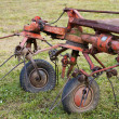 Stock Photo: Equipment for agriculture