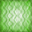 Green texture with waves - ストック写真