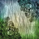 Grunge acid background — Stock Photo