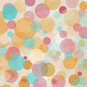 Light Colored Pink - Blue - Orange Abstract Lights Background — Stock Photo