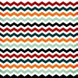 Royalty-Free Stock Photo: Seamless zigzag background pattern