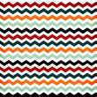 Seamless zigzag background pattern — Stock Photo