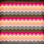 Seamless zigzag background pattern — Stock Photo #22055937
