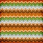 Seamless zigzag background pattern — Stock Photo #22056045