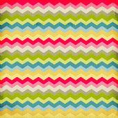 Seamless zigzag background pattern — Stock Photo
