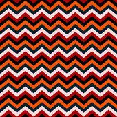 Colorful zigzag seamless pattern. Chevron pattern — Stock Photo