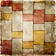 Grunge tiled background — Photo
