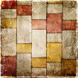 Grunge tiled background — Stock Photo