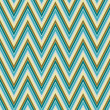 Seamless chevron background pattern — Stock Photo