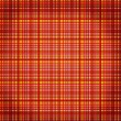 Seamless plaid fabric pattern background  — Stock Photo