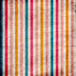 Stockfoto: Retro stripe pattern