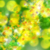 Colorful Bokeh Abstract Background — Stock Photo