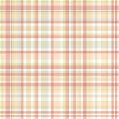 Seamless Pastel Plaid — Stock Photo