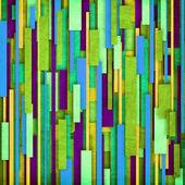 ретро узоров в зеленый, белый и серый — Стоковое фото