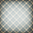 Blue stripes plaid — Stockfoto